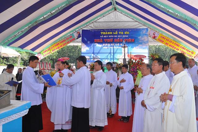 Lễ Đặt Viên Đá Đầu Tiên Xây Dựng Nhà Thờ Giáo Xứ Lô 6 - Ảnh minh hoạ 21