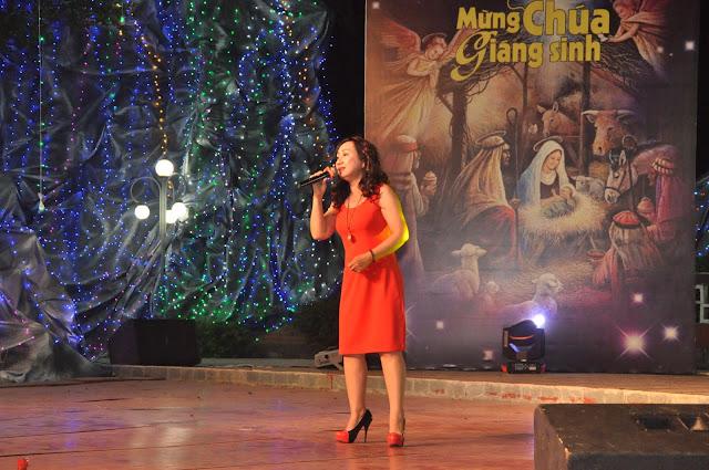 Đêm Thánh Ca Hát Mừng Con Thiên Chúa Giáng Trần Tại Giáo Xứ Tân Thông - Ảnh minh hoạ 17