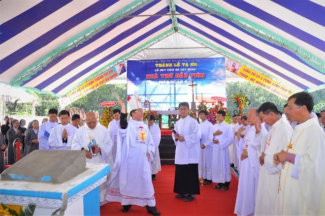 Lễ Đặt Viên Đá Đầu Tiên Xây Dựng Nhà Thờ Giáo Xứ Lô 6 - Ảnh minh hoạ 14