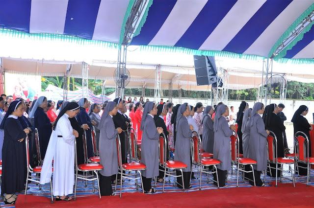 Lễ Đặt Viên Đá Đầu Tiên Xây Dựng Nhà Thờ Giáo Xứ Lô 6 - Ảnh minh hoạ 31