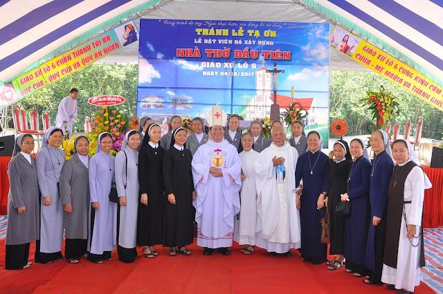 Lễ Đặt Viên Đá Đầu Tiên Xây Dựng Nhà Thờ Giáo Xứ Lô 6 - Ảnh minh hoạ 47