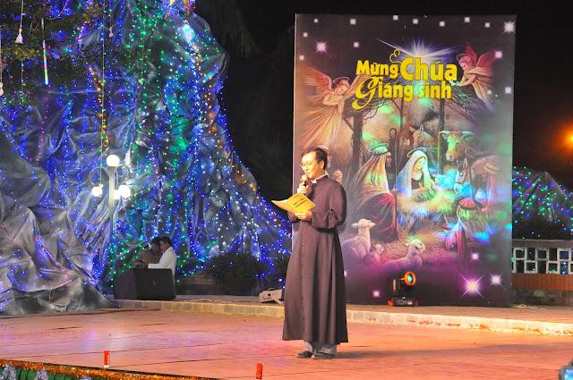 Đêm Thánh Ca Hát Mừng Con Thiên Chúa Giáng Trần Tại Giáo Xứ Tân Thông - Ảnh minh hoạ 5