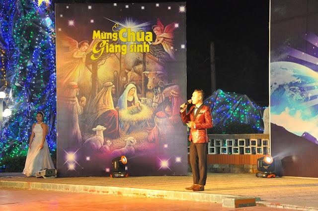 Đêm Thánh Ca Hát Mừng Con Thiên Chúa Giáng Trần Tại Giáo Xứ Tân Thông - Ảnh minh hoạ 8