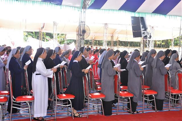 Lễ Đặt Viên Đá Đầu Tiên Xây Dựng Nhà Thờ Giáo Xứ Lô 6 - Ảnh minh hoạ 39