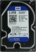 Жесткий диск 2Tb Western Digital WD20EZRZ (SATA-6Gb/s, 5400rpm, 64Mb)