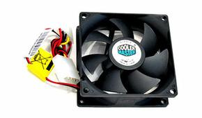 Вентилятор Cooler Master N8R-22K1-GP (80мм, 2200 об/мин, 29.9 CFM, 21 дБ(А), 2-pin Molex)