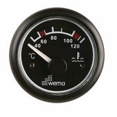 Индикатор температуры охлаждающей жидкости Wema IPTR-BB-40-120 300 - 23 Ом 12/24 В