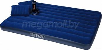 Надувной матрас Classic Downy Bed Intex 68765