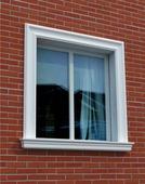 """Фасады Ники Декор для фасада из пенопласта """"Окно №9"""" (1комплект) 05282"""
