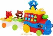 Развивающая игрушка 'Музыкальный поезд' Vtech 80-112726