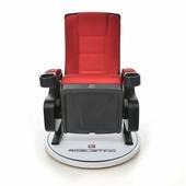 Кресло для кинотеатров Robustino RPT-601 с откидным подлокотником