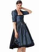 Электронная выкройка Burda - Дирндль: платье и фартук №126