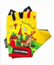 Велоперчатки детские Vinca sport VG 942 child travellov