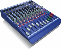 MIDAS DDA DM12 12-канальный аналоговый микшер для живой и студийной работы