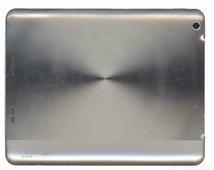 Задняя крышка для планшета Oysters T97 3G серебристая