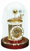 Настольные часы Кварцевые настольные часы Hermle 22836-072987, ASTROLABIUM, махагон, знаки Зодиака.