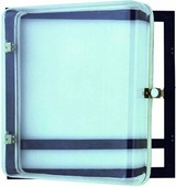 Прозрачный кожух IP54 рамки дверцы выключателей NW Schneider Electric, 48604