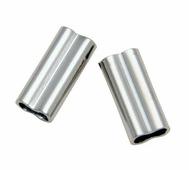 Зажим двойной для линя (10 шт.) Scorpena (1.2 мм)