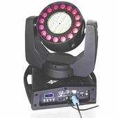 Ross Stroblight Wash 16x3w Вращающаяся голова светодиодная со встроенным стробоскопом, wash эффект 1