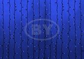 Светодиодная занавес Neon-night 2*9 м эффект водопада синий