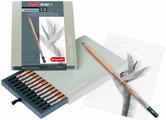 Набор чернографитовых карандашей Design 12шт в подарочной упаковке Bruynzeel 97760012