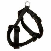 Шлея TRIXIE для собак Classic S-M 40-65см/15мм черный