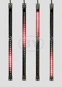 Светодиодная сосулька Neon-night красный 50 см