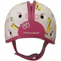 SafeHead Baby Защитный шлем-шапка Жираф