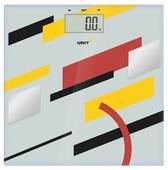 Напольные весы Unit UBS-2200, Pale Grey