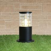 Уличный наземный светильник 1508 1508 TECHNO черный