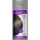 БИГ Тоника Оттеночный бальзам для волос с эффектом биоламинирования 5.0 Натуральный русый, 150 мл