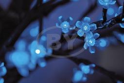 "Светодиодное дерево Neon-night ""Сакура"" синий 2.4 м, Ø 2 м"