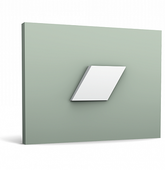 Лепнина Orac decor Декоративная панель из полиуретана W100