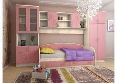 Набор мебели Весёлые пони (белфорт, розовый)