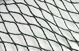 Сетка садовая защитная 2х3м + 6 шпилек пластмассовых JAW2422