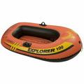 Надувная лодка Intex 58329 Explorer 100 Boat, от 6 лет