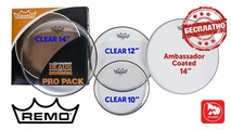 Набор пластиков remo pp-0240-be emperor pro pack