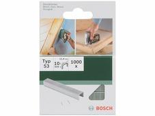 Скоба Bosch 2609255821, тип 53, 10мм, (1000шт./уп.)