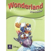 "Bruni Cristiana ""Wonderland. Pre-Junior. Activity Book"""