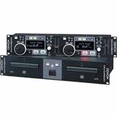 """DENON DN-D4500E2 - Двухкарманный CD MP3 проигрыватель, 19"""""""