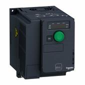 Преобразователь частоты, компактное исполнение, 1,5 кВт, 500В, 3 фазы Schneider Electric, ATV320U15N4C