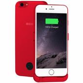 Чехол-аккумулятор для iPhone 8/7/6 3000мАч RED