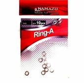 Кольцо заводное NAMAZU Ring-A 08 5мм