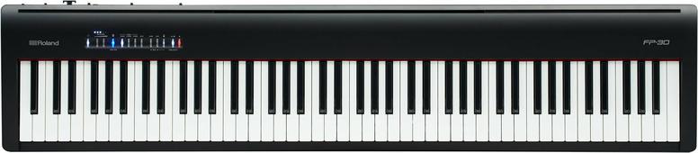 Roland FP-30-BK Цифровое фортепиано