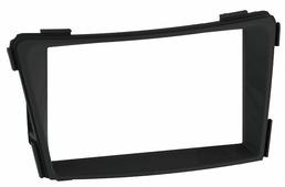 Переходная рамка для установки магнитолы Incar RHY-N39A - Переходная рамка Hyundai i40 (2-din)