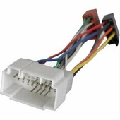 Переходник для подключения магнитолы Intro ISO HO-99 - ISO переходник Honda/Suzuki/Acura