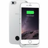 Чехол-аккумулятор для iPhone 8/7/6 3000мАч SILVER