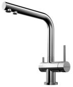 Смеситель для кухонной мойки с выходом на фильтр для питьевой воды Omoikiri Nagano-WH (4994054)