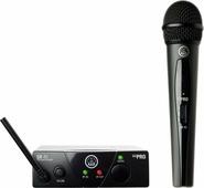 AKG WMS40 Mini Vocal Set BD US45B (661.100) вокальная радиосистема с приёмником SR40 Mini и ручным передатчиком с капсюлем D88