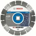 Алмазный отрезной круг Expert for Stone Bosch 230 x 22,23 x 2,4 x 12 mm (2608602592)